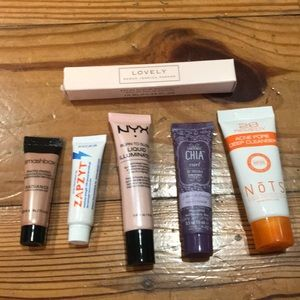 Accessories - Beauty Sample Bundle